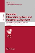Computer Information Systems and Industrial Management (Lecture Notes in Computer Science, nr. 9842)