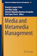 Media and Metamedia Management (Advances in Intelligent Systems and Computing, nr. 503)