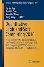 Quantitative Logic and Soft Computing 2016 (Advances in Intelligent Systems and Computing, nr. 510)
