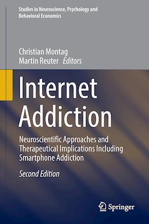 Bog, hardback Internet Addiction af Martin Reuter