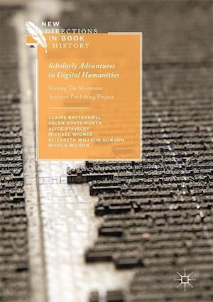 Bog, hardback Scholarly Adventures in Digital Humanities af Helen Southworth