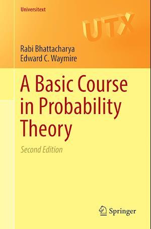 Bog, paperback A Basic Course in Probability Theory af Rabi Bhattacharya