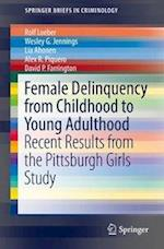 Female Delinquency from Childhood to Young Adulthood (Springerbriefs in Criminology)