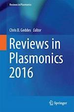 Reviews in Plasmonics af Chris D. Geddes