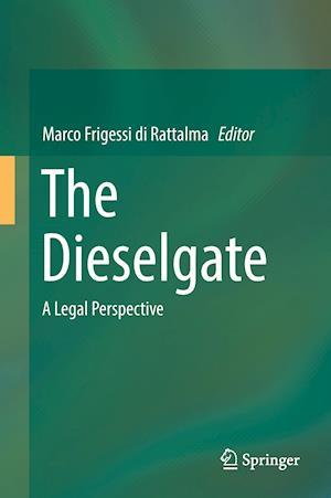 Bog, hardback The Dieselgate af Marco Frigessi Di Rattalma