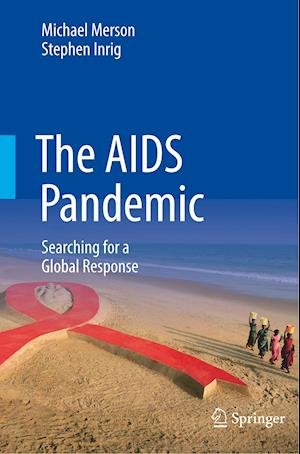 Bog, paperback The AIDS Pandemic af Michael Merson