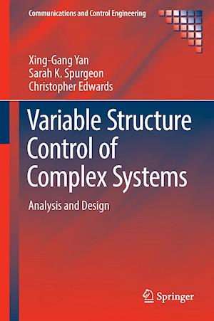 Bog, hardback Variable-Structure Control of Complex Systems af Xinggang Yan