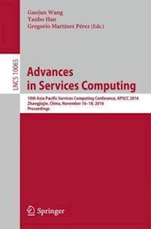 Bog, paperback Advances in Services Computing af Guojun Wang
