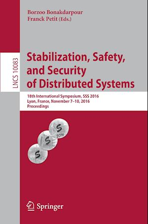 Bog, paperback Stabilization, Safety, and Security of Distributed Systems af Borzoo Bonakdarpour