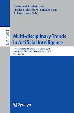 Bog, paperback Multi-Disciplinary Trends in Artificial Intelligence af Chattrakul Sombattheera