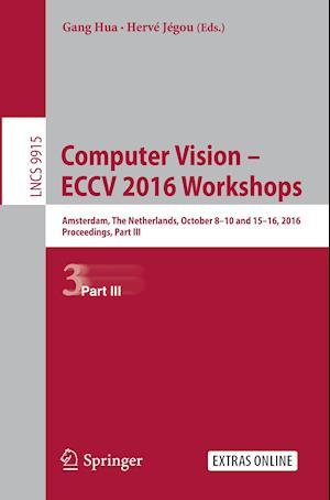 Bog, paperback Computer Vision Eccv 2016 Workshops