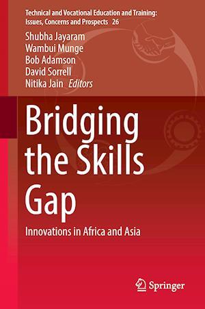 Bog, hardback Bridging the Skills Gap