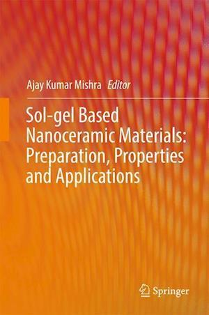 Bog, hardback Sol-Gel Based Nanoceramic Materials