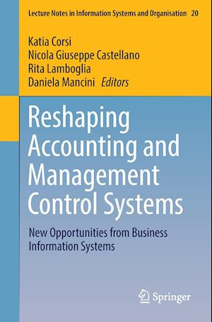 Bog, paperback Reshaping Accounting and Management Control Systems