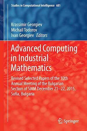 Bog, hardback Advanced Computing in Industrial Mathematics