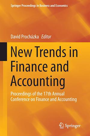 Bog, hardback New Trends in Finance and Accounting