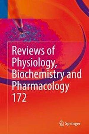 Bog, hardback Reviews of Physiology, Biochemistry and Pharmacology Volume 172 af Bernd Nilius