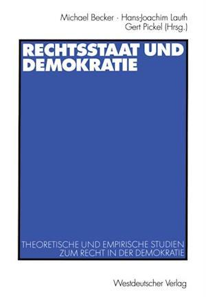 Rechtsstaat und Demokratie