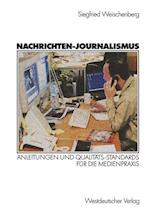 Nachrichten-Journalismus af Siegfried Weischenberg