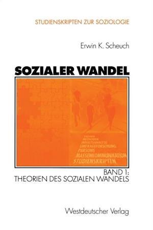 Sozialer Wandel af Erwin K. Scheuch