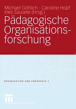 Padagogische Organisationsforschung