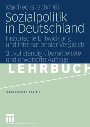 Sozialpolitik in Deutschland af Manfred G. Schmidt