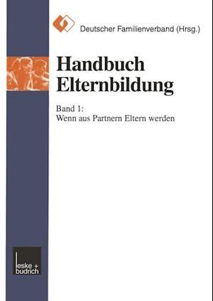 Handbuch Elternbildung af Deutscher Familienverband