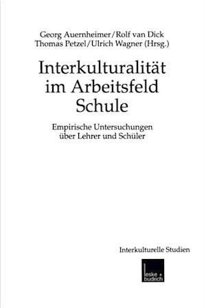 Interkulturalitat im Arbeitsfeld Schule