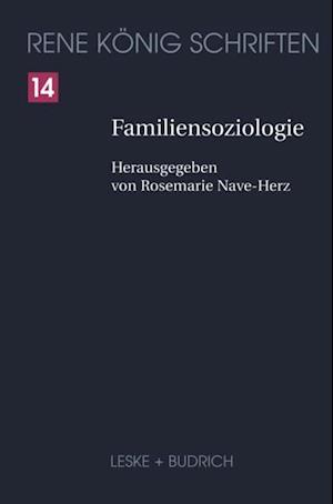Familiensoziologie af Rene Konig