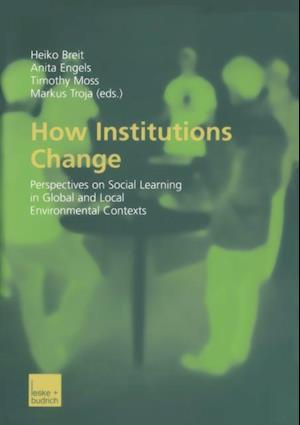 How Institutions Change