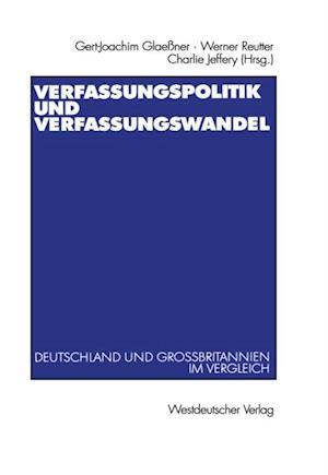 Verfassungspolitik und Verfassungswandel