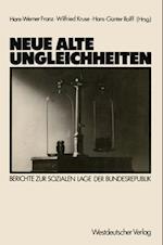 Neue alte Ungleichheiten af Hans-Werner Franz