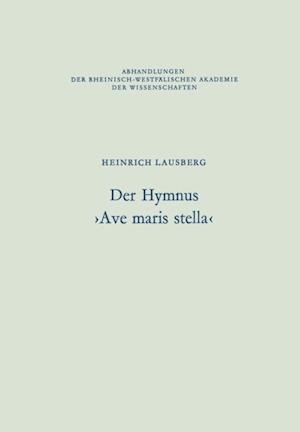 Der Hymnus Ave maris stella af Heinrich Lausberg