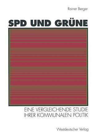SPD und Grune af Rainer Berger