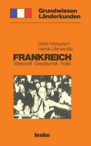 Frankreich af Dieter Menyesch