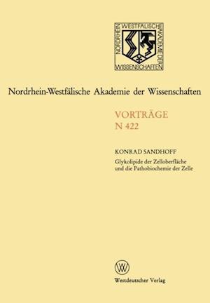 Nordrhein-Westfalische Akademie der Wissenschaften af Konrad Sandhoff