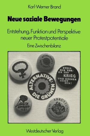 Neue soziale Bewegungen af Karl-Werner Brand