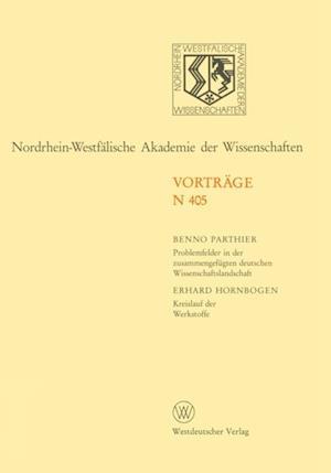 Nordrhein-Westfalische Akademie der Wissenschaften af Benno Parthier