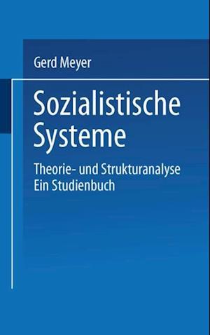 Sozialistische Systeme af Gerd Meyer