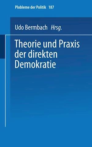 Theorie und Praxis der direkten Demokratie
