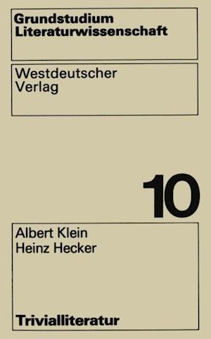 Trivialliteratur af Albert Klein