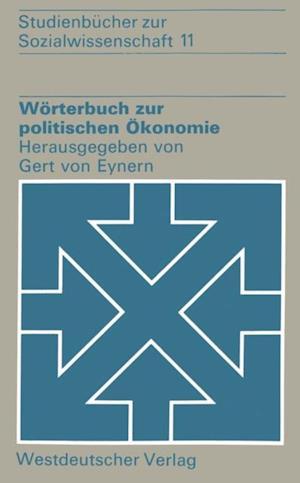 Worterbuch zur politischen Okonomie