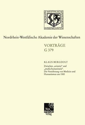 Geisteswissenchaften af Klaus Bergdolt