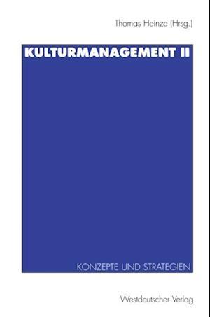 Kulturmanagement II