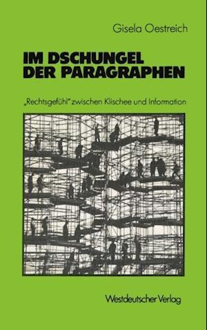 Im Dschungel der Paragraphen af Gisela Oestreich
