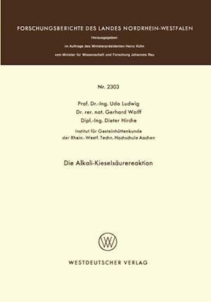 Die Alkali-Kieselsaurereaktion af Udo Ludwig