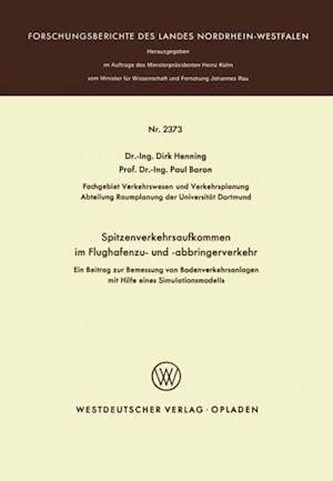 Spitzenverkehrsaufkommen im Flughafenzu- und -abbringerverkehr af Dirk Henning
