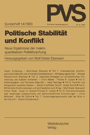 Politische Stabilitat und Konflikt