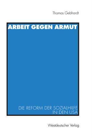 Arbeit gegen Armut af Thomas Gebhardt