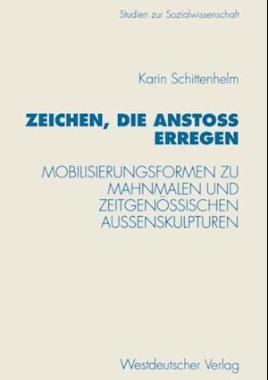Zeichen, die Ansto erregen af Karin Schittenhelm